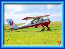 Туристические полёты на В-35