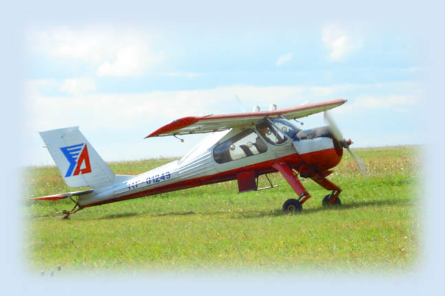 Самолёт Вильга-35А